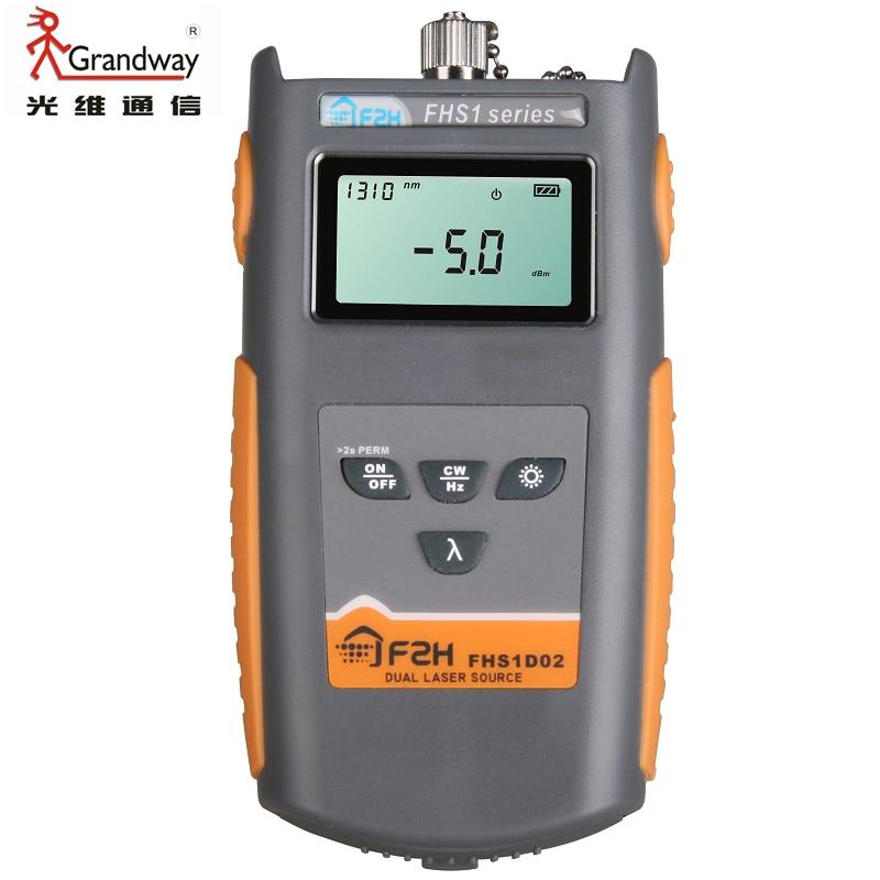 Grandway FHS1D02 Portable Fiber Optic Light Source 1310/1550nm