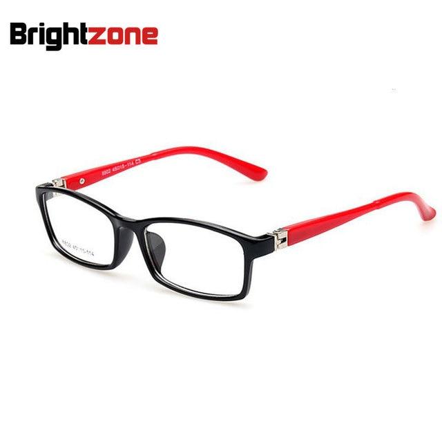 9fc107b1d5 Gafas de Niños de moda de color cálido para niños monturas de gafas de  Marco óptico