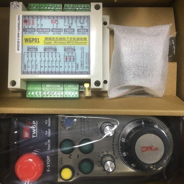 100ppr 6axis handwheel wireless emergency stop switch mpg remote rh aliexpress com GE Fanuc Manual fanuc cnc control parameter manual