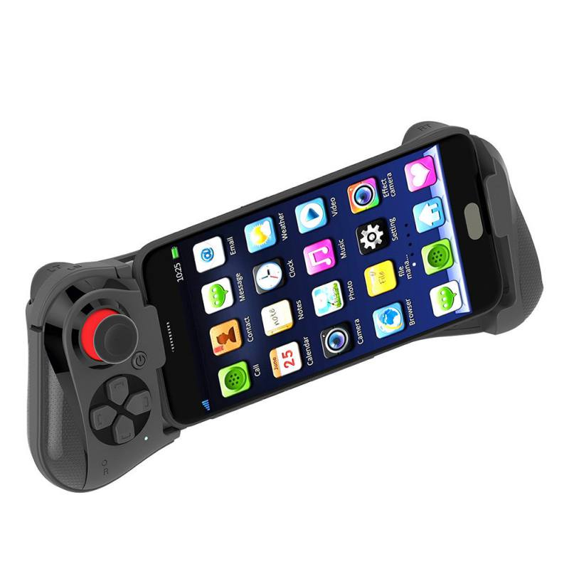 MOCUTE 058 Wireless Bluetooth Gamepad Game Controller For iPhone 7 Android Phone TV Tablet Gaming Gamepads цена