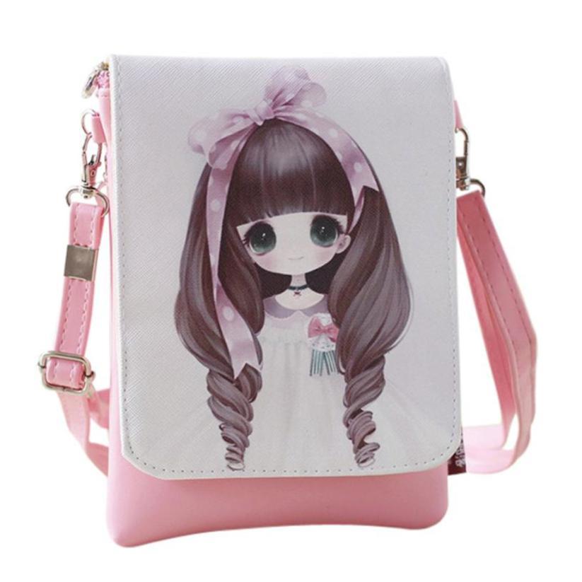 Messenger-Bags Small-Chains-Bag Cute Handbag Candy-Color Female Bolsa-Feminina Top-Brand