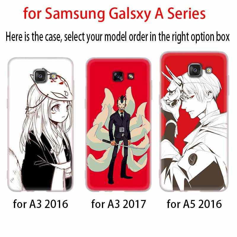 Renard Mas étui En Silicone Pour Samsung A50 A70 A80 A30 A40 A90 A6 A8 A9 A7 A5 A3 Plus 2018 2017 2016 Étoile