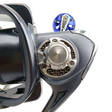 13BB Ball Bearings Full Metal Body Fishing Reels China Aluminum Alloy Saltwater Fishing Spinning Reel MX4000-7000