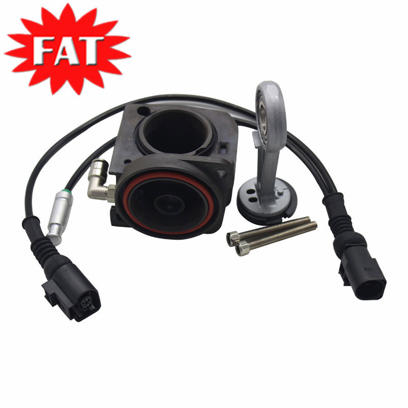 Air Compressor Pump Cylinder Piston Rod Ring Compressor Sensor Air Valve for Volkswagen Touareg Porsche Cayenne