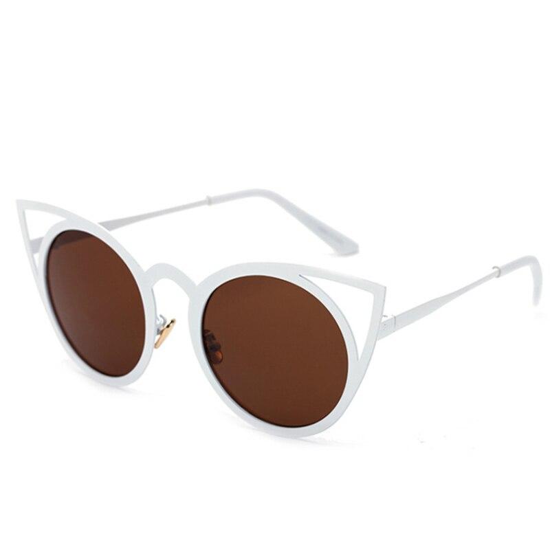Moda Pişikli Gözlük Eynəyi Qadın Marka Dizayner Xanımlar - Geyim aksesuarları - Fotoqrafiya 6