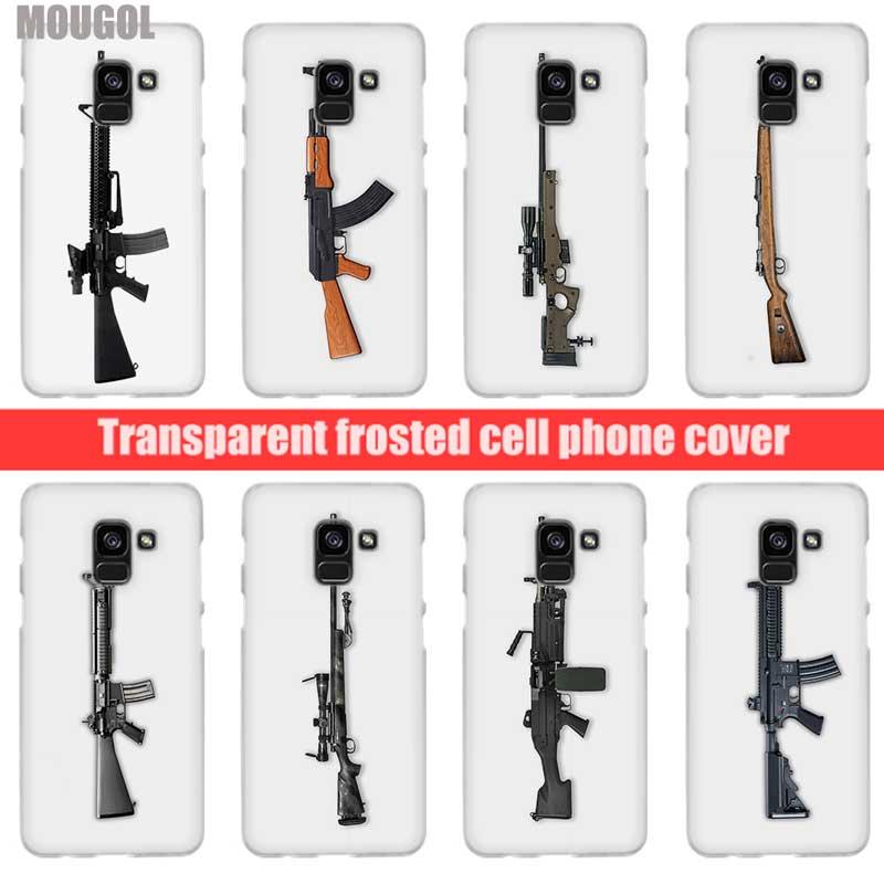 Cellphones & Telecommunications For Huawei P Smart Mate Y6 Pro P8 P9 P10 Nova P20 Lite Pro Mini 2017 Tpu Transparent Shell Covers Cs Go Cool Gun Asiimov Pattern Half-wrapped Case