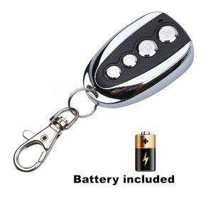 Image 5 - Kebidu Mini 4 canaux télécommande 433.92MHz ABCD clé contrôle duplicateur Code roulant pour voiture pour la maison