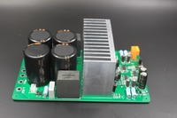 Monte IRAUD2000 IRS2092S dijital amplifikatör kurulu/süper güç 2000 W/Sınıf D Amplifikatör bitmiş kurulu