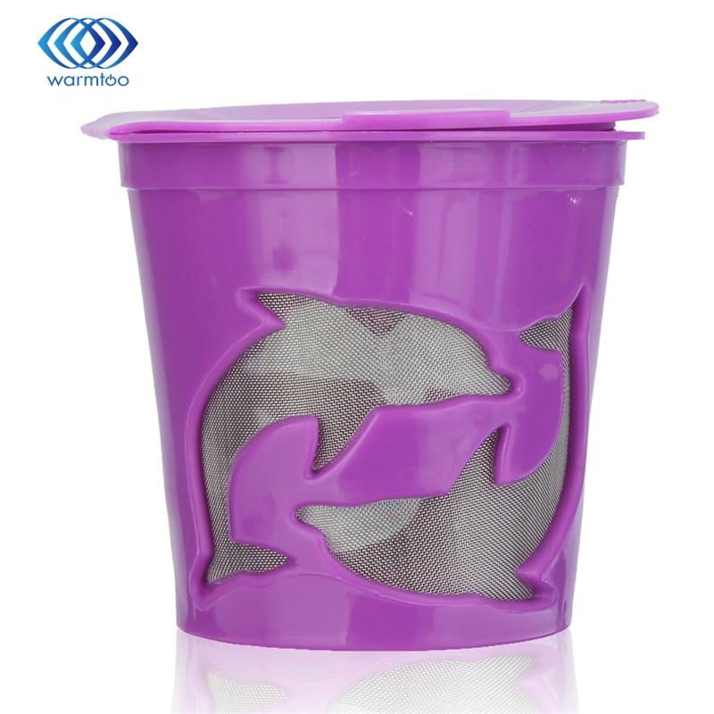 все цены на Keurig K Cups Keurig 2.0/1.0 Refillable Reusable K Cup Coffee Filter 5-Pack