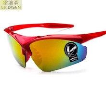 Leidisen Anti-Glare Goggles Eyeglasses Polarized frameless Sunglasses Lens Night Vision Driving Glasses Men