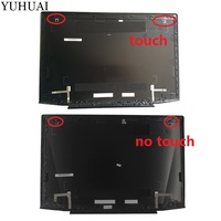New LCD top cover case for Lenovo black Y50 Y50 70 Y50 70A Y50 70AS IS Y50 80 15.6 LCD Back Cover case