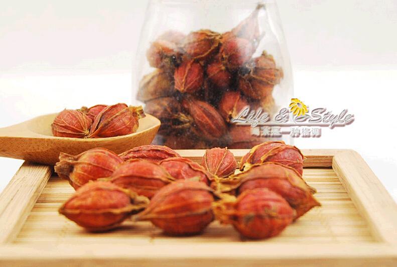 Free shipping 2015 new Gardenia fruit quality herbal tea bags 50g detoxification cooling TEA024