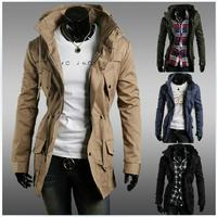 2013 New Metrosexual Man Double A Foreign Trade Solid Blazer Men S Jacket