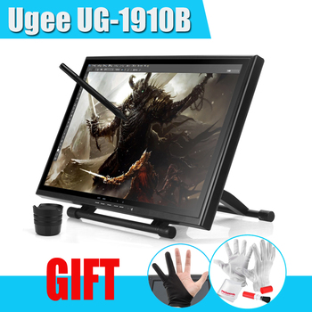 Ugee ug 1910b professional 19 lcd graphic monitor art graphic tablet drawing digital tablet board usb.jpg 350x350