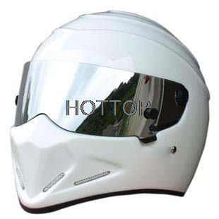 цена на StarWars motorcycle helmet FOR FRP SIMPSON, Star Wars pig helmet ATV - 4 Stig. White
