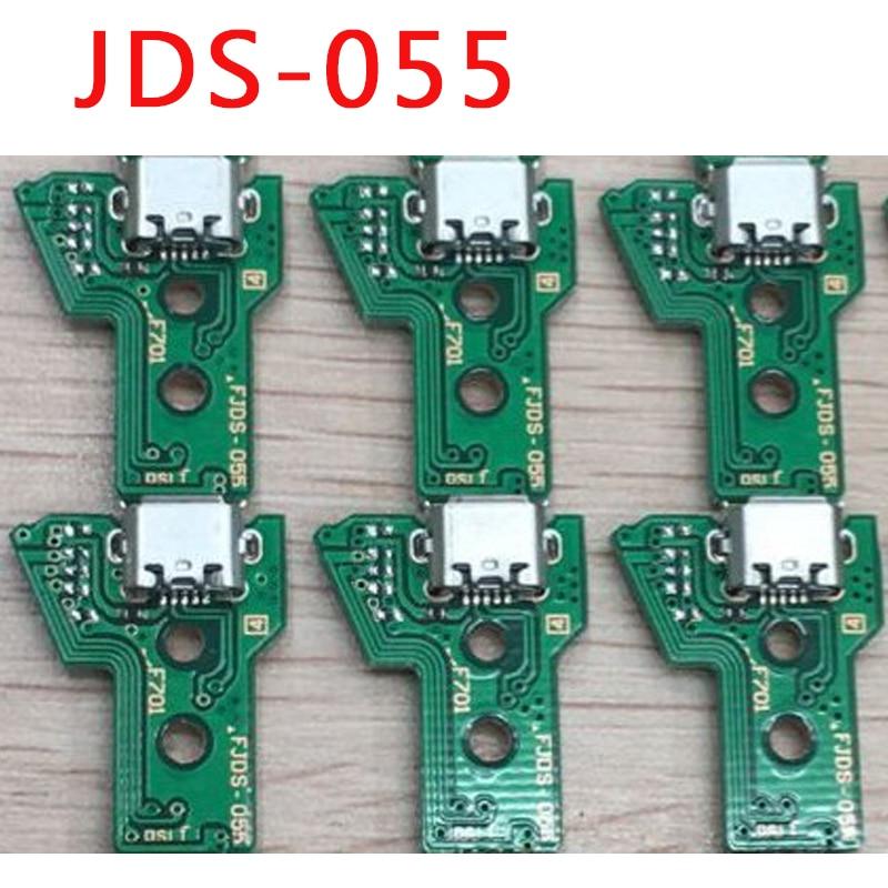 10 Stks Pcb Opladen Board Voor Ps4 Playstation4 Controller Jds-055 Jds055 055 Port Socket Een Brede Selectie Kleuren En Motieven