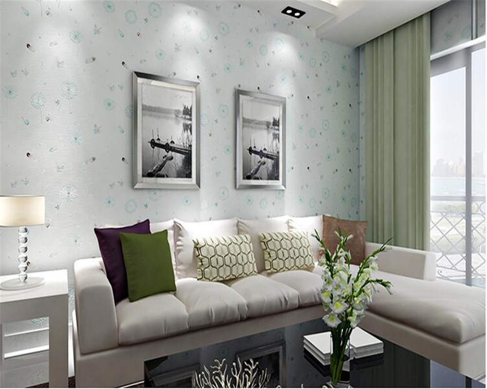 living background bedroom butterfly children wallpapers fashionable beibehang personality zoom