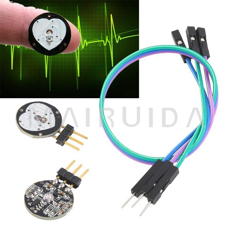 New arrived Heart Rate Pulse Sensor Pulsesensor Sensor