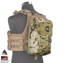 TMCกระเป๋าซิป บนแผงสำหรับเสื้อกั๊กจานC Arrier AVS JPC2.0 CPCเกียร์MC CP TMC2483