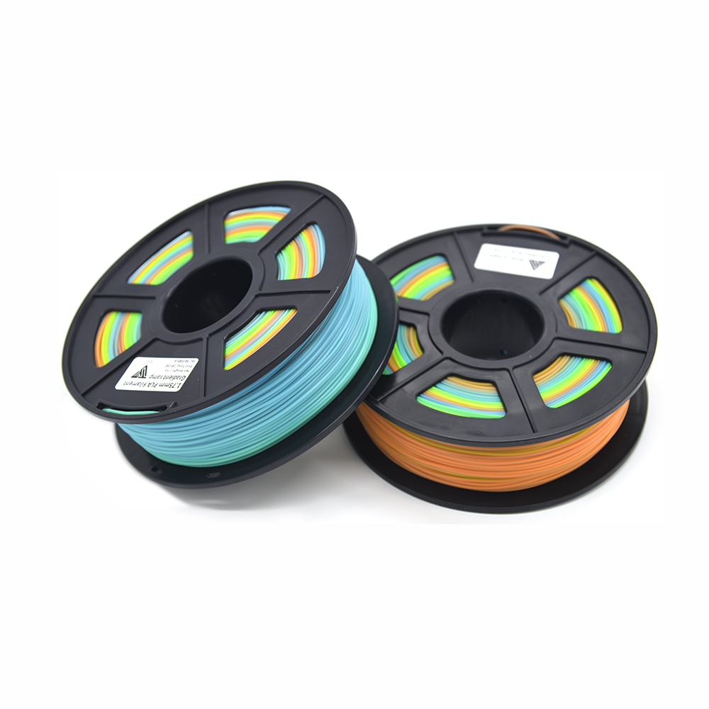 3D Printer Filament PLA 1.75mm 1KG Plastic Rubber Consumables Material 3D filamento Multi-colors PLA Filament for 3D filamento pla filament 1 75mm 3d printer filament 1kg plastic consumables material various color for option