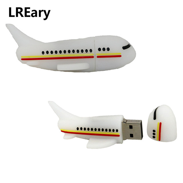 Car/plane/train/truck/motorcycle model Pen Drive Aircraft Airplane 4GB 8GB 16GB 32GB 64GB USB Flash Drive Pendrive memory stick