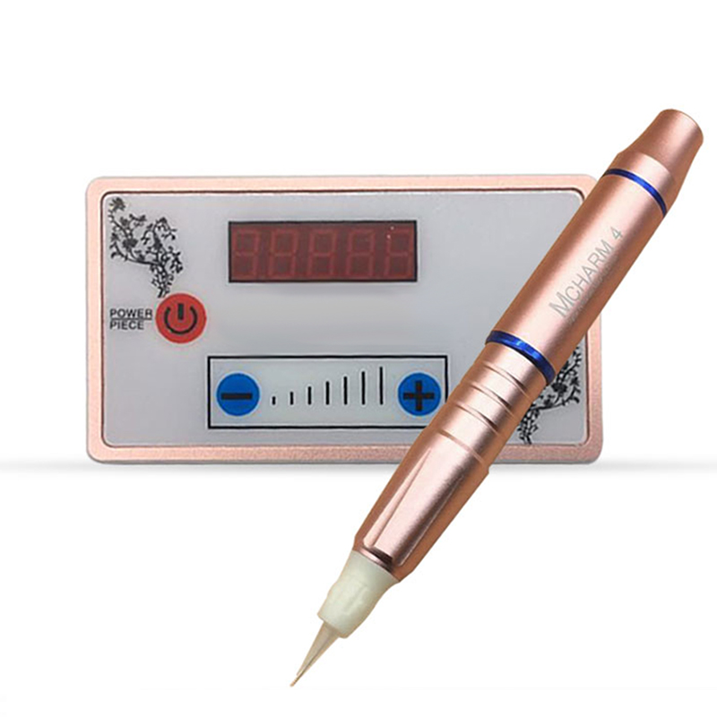 Charmant 4 Touch-Screen Tattoo Machine For Permanent Makeup Beauty Cosmetics Microblading Pen Forever Make Up Tattoo Kit цена 2017