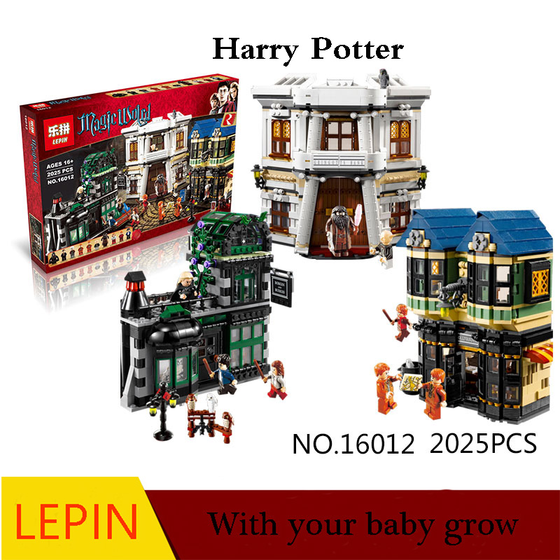 DHL Hot Building Blocks Lepin Harry Potter theme 16012 Educational Toys For Children Best birthday gift Decompression toys hot sale 1000g dynamic amazing diy educational toys no mess indoor magic play sand children toys mars space sand