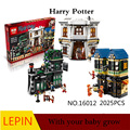 Hot Building Blocks Lepin Harry Potter theme 16012 Educational Toys For Children Best birthday gift Decompression toys