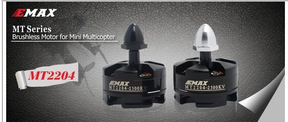 Emax MT2204 2300KV Brushless Motor CW/CCW For RC Quadcopter DIY 250 FPV Helicopter With camera flow shipping fee MT2204-2300KV emax rs2205 rs2205s 2300kv 2600kv cw ccw brushless motor 2pcs cw and 2pcs ccw motor