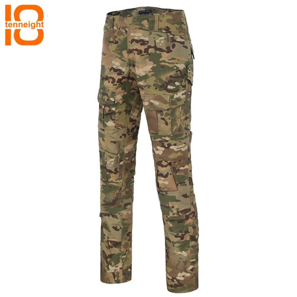 Bello Tenneight Camouflage Pantaloni Militari Tattici Airsoft Painball Us Army Men Cargo Pants Army Uniforme Da Combattimento Pantaloni Pantaloni Da Caccia
