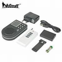 Outdoor Hunting Decoy Bird Caller Mp3 Wireless Remote Control Bird Sound Loudspeaker Amplifier With Lithium Battery