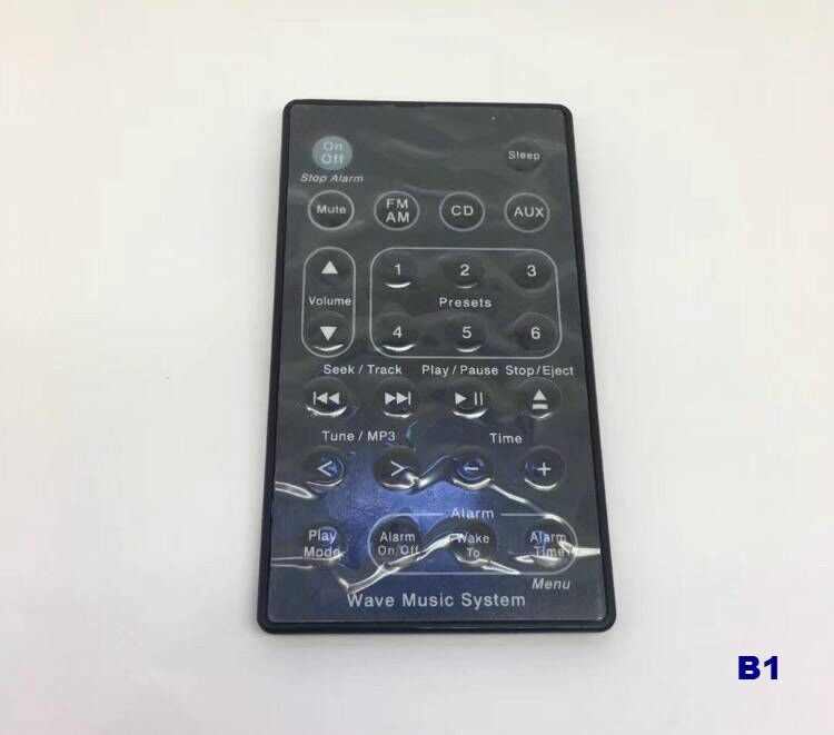 New Replacement Remote Control Fit For Bose Soundtouch Wave Music Radio Radio/CD System I II III IV 5 CD Multi Disc Player|Car Radios| |  - title=