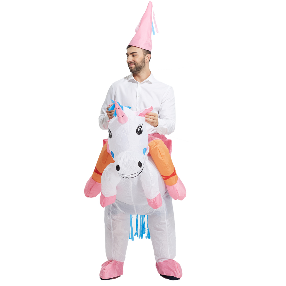 1881b2e6741a4 TOLOCO Adults Kids Christmas Costume Inflatable Costume For Woman Airblown  Inflatable Party Dresses-in Anime Costumes From Novelty U0026 Special Use  On ..