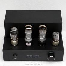 Laochen EL34 Mini Tesktop Tube Amplifier HIFI EXQUIS Aiqin Single-ended Class A amplifier Black Version OC34BM Oldchen