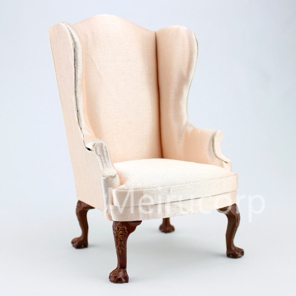 1/6 scale doll minni furniture handmade carve Pink Fabric Armchair повседневные брюки ecko 10deep black scale pink dolphin