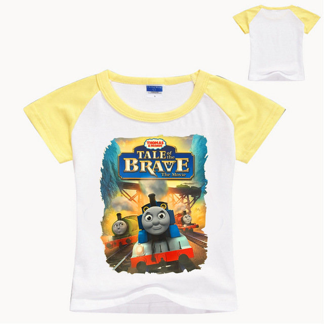 thomas the train birthday shirt
