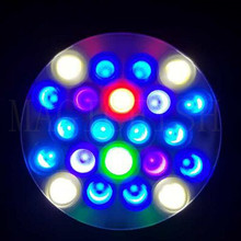 AQUANEST No.8 Aquarium LED Light with Phone APP Sea Coral Light Simulate Sunrise and Sunset Fish Tank Lamps WIFI Function
