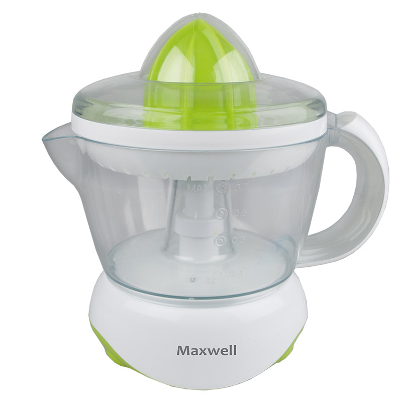 Electric juicer MAXWELL MW-1107(G) кастрюля 2 8 л gipfel toros 1832