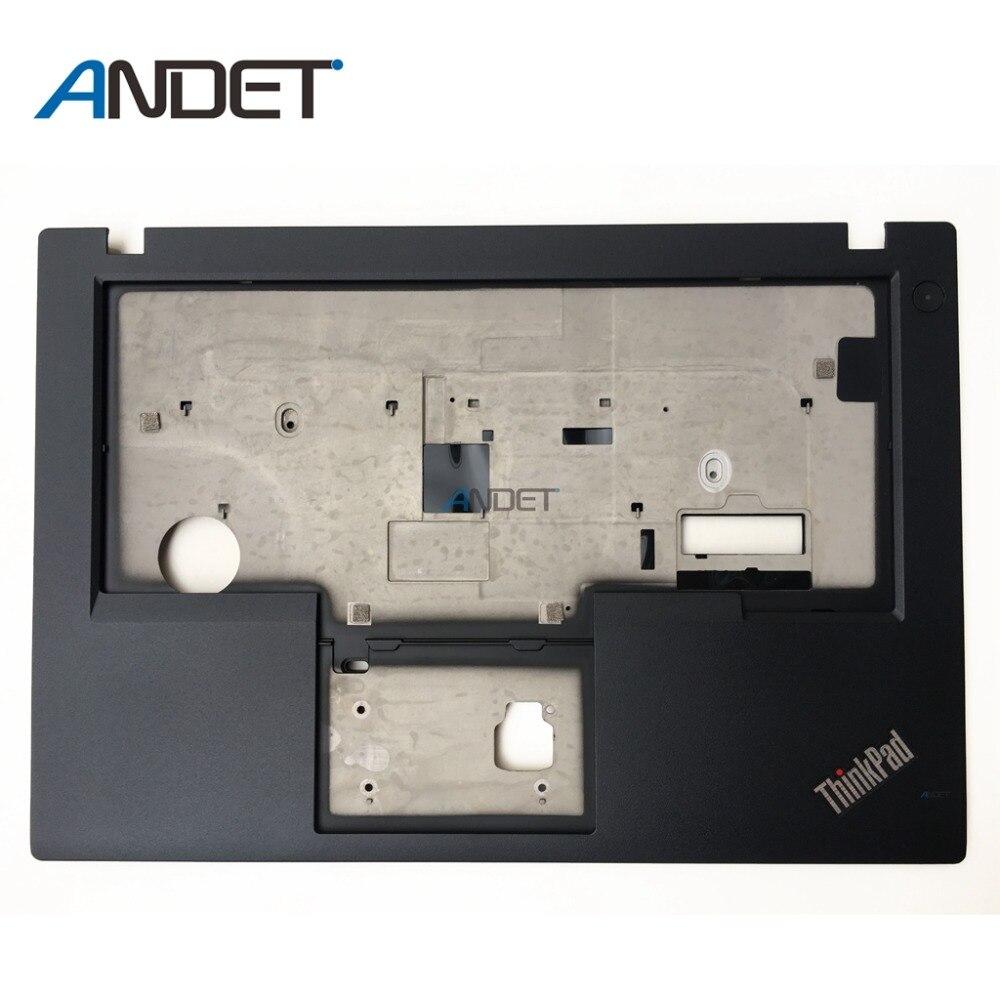 New Original Palmrest For Lenovo ThinkPad T470 Keyboard Bezel Upper Case 01AX951 AM12D000200