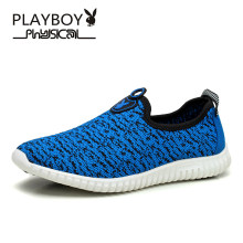 PLAYBOY 2016 brand men casual for men trainers shoes lady walking shoes mujer zapatillas deportivas,male sport tenis shoes(China)