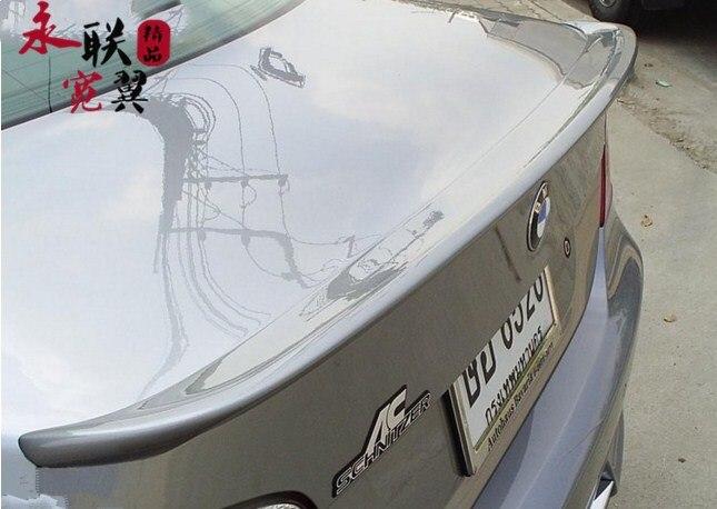 Pour BMW E60 Spoiler Haute Qualité ABS matériel Arrière de Voiture Aile SpoilerS Pour BMW E60 M5 520 525 528 535 Spoiler 2008-2011