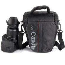 Водонепроницаемый DSLR Камера сумка для Canon 100D 200D 77D 7D 80D 800D 6D 70D 550D 500D 450D T6i T5i T6 T5 T4 Canon Камера чехол