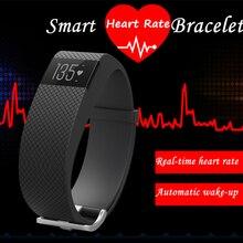 Новая коллекция умный Браслет фитнес-трекер Браслет монитор сердечного ритма фитнес-watch automatic пробуждения группа