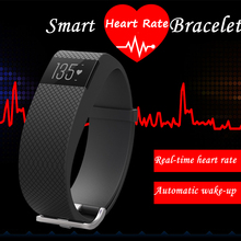 New Arrived Good Bracelet Health tracker Wristband Tracker bracelet Coronary heart Price Monitor Health Watch Automated wake-up Band