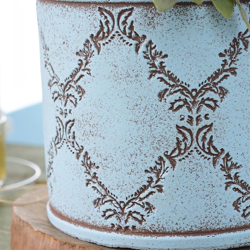 Kreatywny sen oryginalne ręcznie robione ceramiczne cement doniczka osobowość zielone rośliny garnek do betonu formy silikonowe w Inne przybory do ciast od Dom i ogród na  Grupa 2