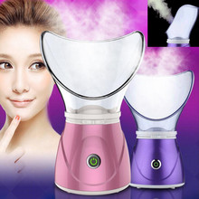 2016 New 280W Facial Face Nose Steamer Facial Fog Spray Deep Cleanser Home humidifier Spa Sauna Water Therapy Beauty Instrument