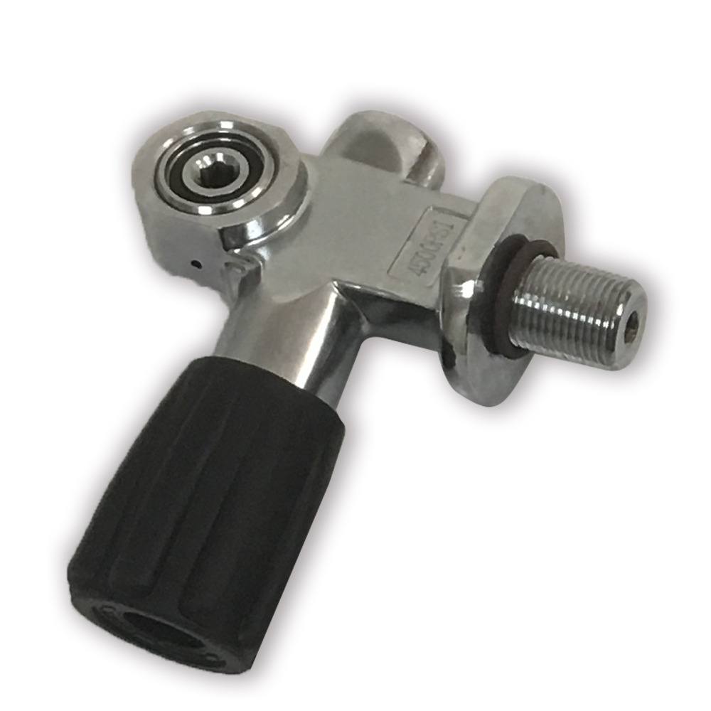 AC951 Acecare 300Bar 4500Psi M18*1.5 Thread Diving Valve Scuba Cylinder/Tank/Equipment Underwater Valve Hunting Shooting Weapon