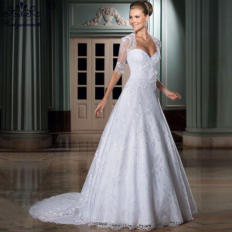 Online Get Cheap Ivory Casual Wedding Dresses Aliexpress