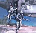 Смолы игрушки L0039 НАМ Кавалерийские Вертолетных набор Вьетнам Бесплатная доставка