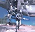 Resin toys L0039 US Cavalry Heliborne set Vietnam  Free shipping